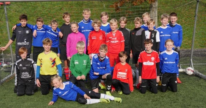 Fodboldcamp 2020