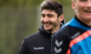 Davit - fodboldlærer