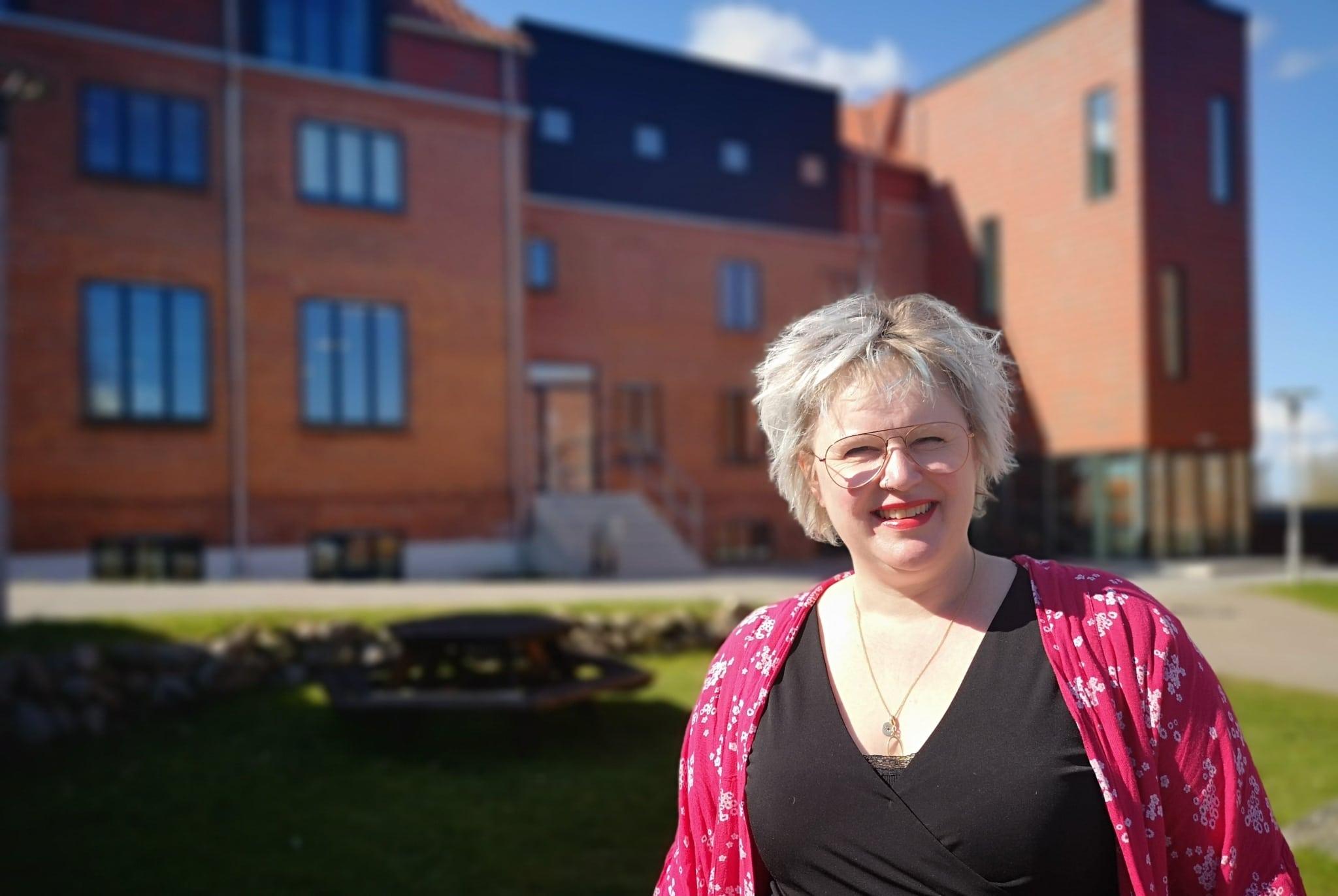 Lisbeth, efterskolelærer